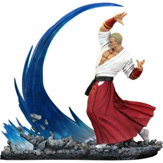 Geese Howard Statue The King of Fighters 98 Ultimate Match