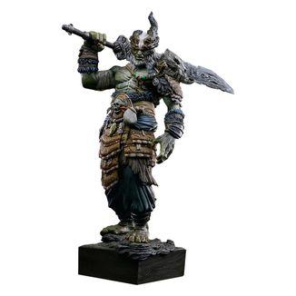 Estatua Golden Horn Asura Online