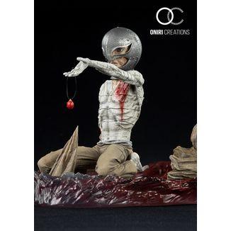 Estatua Griffith The Fallen Hawk Berserk