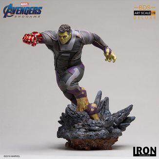 Estatua Hulk Deluxe Vengadores Endgame BDS Art Scale