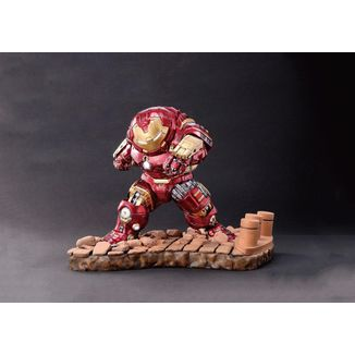 Estatua Hulkbuster Vengadores La Era de Ultron Marvel Egg Attack