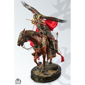 Estatua Huang Zhong Three Kingdoms Five Tiger Generals Series