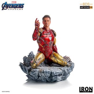 I am Iron Man Statue Avengers Endgame BDS Art
