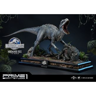 Estatua Indominus Rex Jurassic World Fallen Kingdom