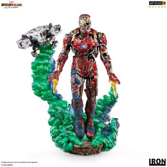 Estatua Iron Man Illusion Marvel Comics BDS Art Scale