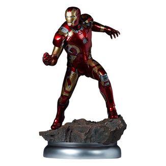 Iron Man Mark XLIII Statue Avengers Age of Ultron Marvel Comics