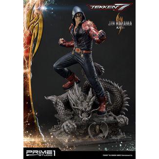 Estatua Jin Kazama Tekken 7