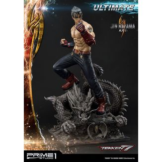 Jin Kazama Ultimate Version Statue Tekken 7