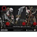 Estatua Kratos & Atreus Deluxe God of War