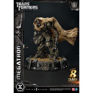 Estatua Megatron Transformers 3