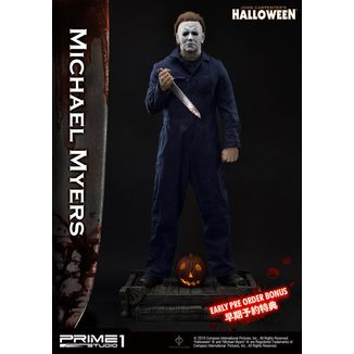 Estatua Michael Myers Bonus Version Halloween