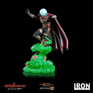 Mysterio Statue Spider Man far from Home BDS Art Scale