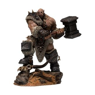 Orgrim Standard Version Statue Warcraft The Beginning