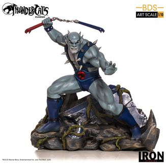 Estatua Panthro Thundercats BDS Art Scale