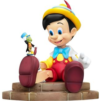 Estatua Pinocho Disney Master Craft