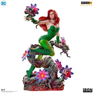 Estatua Poison Ivy Art Scale DC Comics