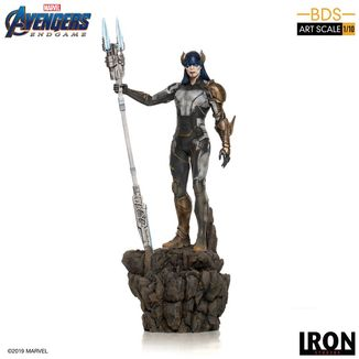 Estatua Proxima Midnight Black Order Vengadores Endgame BDS Art Scale