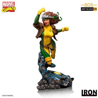 Estatua Rogue Marvel Comics BDS Art Scale