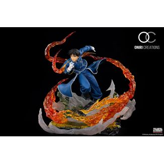 Roy Mustang The Flame Alchemist Figure Fullmetal Alchemist Brotherhood