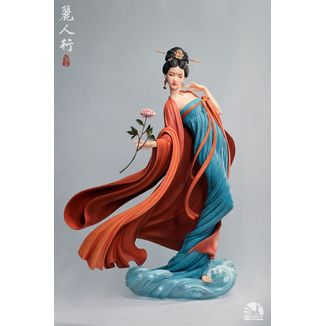 Satire on Fair Ladies Limited Edition Statue Infinity Studio Elegance Beauty Series