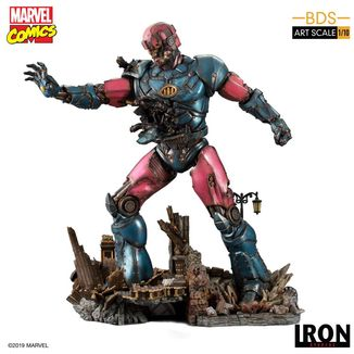 Estatua Sentinel Marvel Comics BDS Art Scale