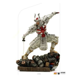 Silver Samurai Statue Marvel Comics BDS Art Scale
