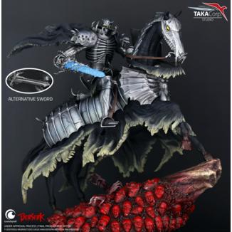 Skull Knight Statue Berserk Taka Corp