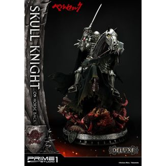 Skull Knight on Horseback Deluxe Version Statue Berserk