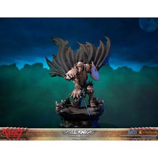 Estatua Skull Knight White Bone Variant Berserk