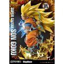 Son Goku SSJ DX Version Dragon Ball Z Statue Prime 1 x Megahouse