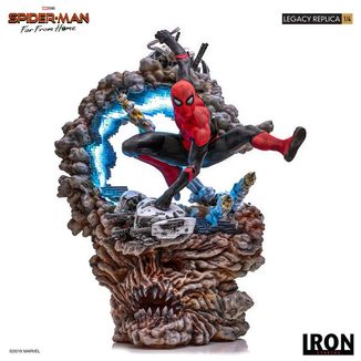 Spider Man Far from Home Statue Legacy
