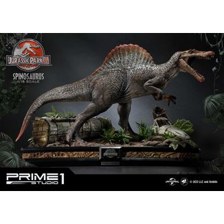 Spinosaurus Bonus Version Statue Jurassic Park 3