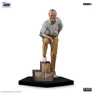 Estatua Stan Lee Marvel Comics Art Scale