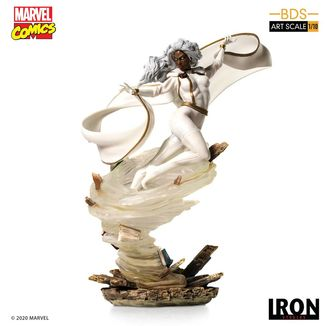 Storm Statue Marvel Comics BDS Art Scale