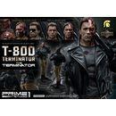 Estatua T-800 Deluxe Version Terminator