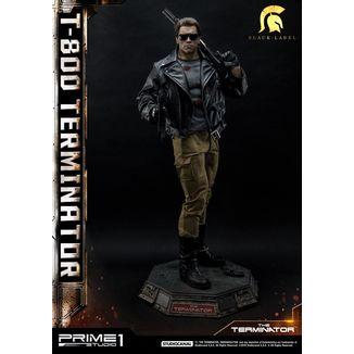 Estatua T-800 Terminator