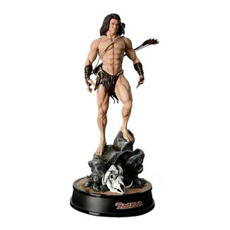 Estatua Tarzan Exclusive Edition 23 cms