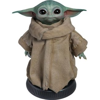 Estatua The Child Star Wars The Mandalorian Life Size