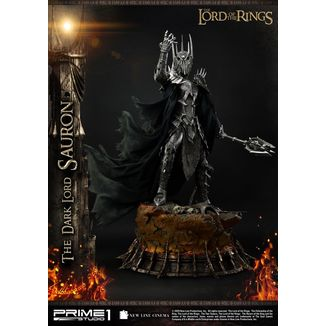 The Dark Lord Sauron Statue The Lord of the Rings