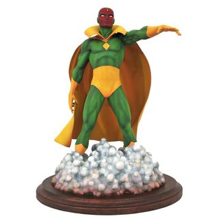 The Vision Statue Marvel Comic Premier Collection