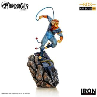 Estatua Tygra Thundercats BDS Art Scale