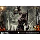 Uruk Hai Berserker Deluxe Statue Lord of the Rings