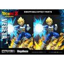 Vegeta SSJ Statue Dragon Ball Z Mega Premium Masterline