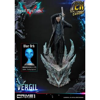 Vergil Exclusive Edition Figure Devil May Cry 5