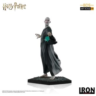 Estatua Voldemort Harry Potter BDS Art Scale