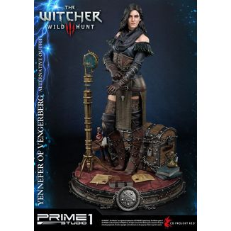 Yennefer of Vengerberg Alternative Outfit Figure Witcher 3 Wild Hunt