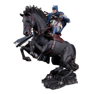 Estatua A Call To Arms Mini Battle The Dark Knight Returns DC Comics