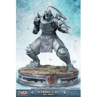Estatua Alphonse Elric Gray Variant Fullmetal Alchemist Brotherhood