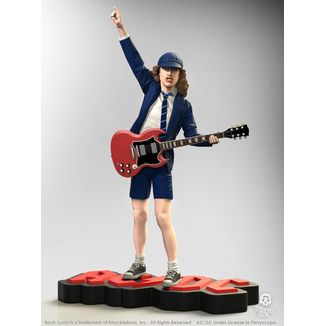 Estatua Angus Young II AC/DC Rock Iconz