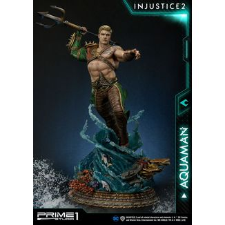 Estatua Aquaman Injustice 2